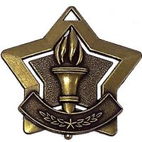 Mini Star Victory Medal</br>AM716B